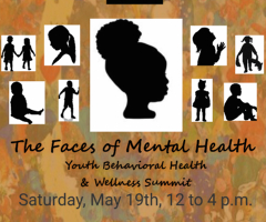 The Faces of Mental Health: Youth Behavioral Health and Wellness Summit
