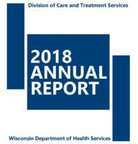 Division of Care and Treatment Services 2018 Annual Report cover
